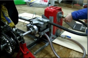 hydraulic dyno